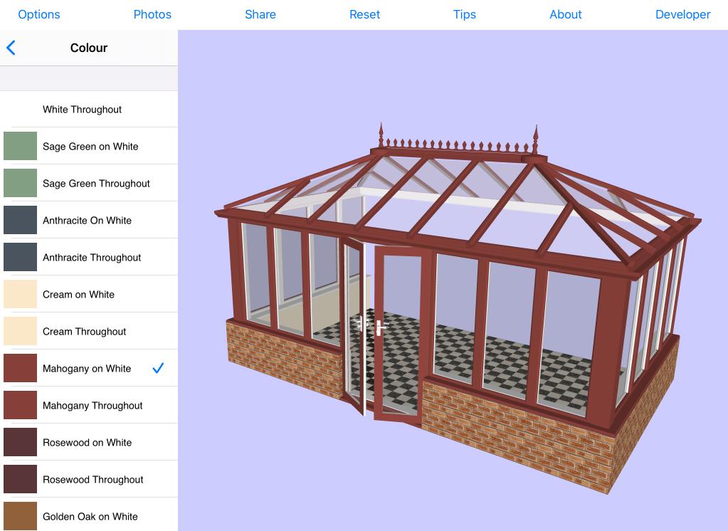 RoofWright IPad / Tablet App